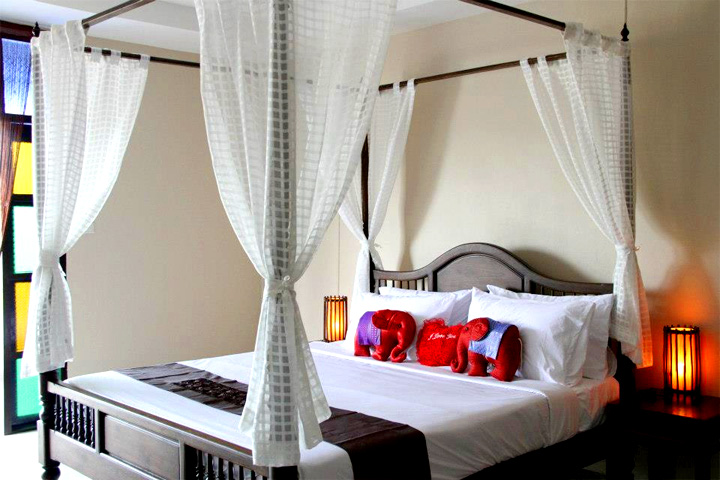 Deluxe Family Room - Khaoyai Nature Life & Tours