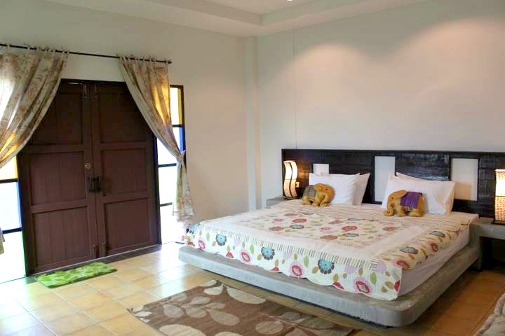 Villa Room - Khaoyai Nature Life & Tours